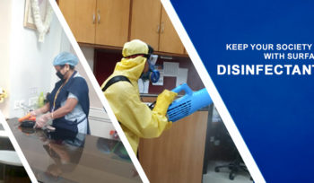Sanitization & Disinfection services