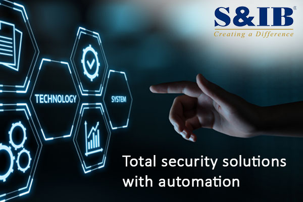 Total Security Solutions with Automation