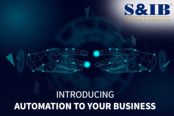 22.09.2020 - Introducing automation to your business The in-house experts at S&IB decided to devote this entire article in an effort to highlight and elaborate on how automation can be implemented in security operations of a business to enhance the protection of the office premise and its employees.