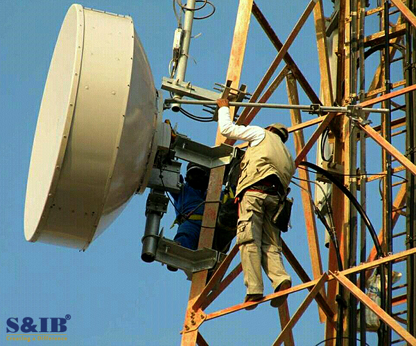 Mobile tower maintenance company