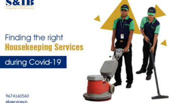 Finding the right housekeeping services during Covid-19
