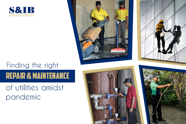 o blog banner - Finding the right repair & maintenance of utilities amidst pandemic The current pandemic has halted and disrupted the conventional way of functioning of life around the globe. It has caused widespread apprehension and financial tribulation for consumers, businesses and communities across the world.