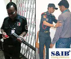 armed - Armed Security Guards - What Are the Vital Skills & Qualities Security guards play a vital role in our society today. Be it outside a shopping mall, corporate building, residential complex or your neighbouring school, you can find uniformed man/men standing and monitoring everyone who is entering the premises, enquiring their purpose of visit or patrolling the building. Without any doubt, continuing business, education or any profession wouldn't have been easier without the presence of efficient security guards amongst us. Moreover, security guards are not just of one category – there are armed and unarmed security guards as well. Should the location of your building be at a high-risk area or your business requires additional security, hiring armed security guards in Kolkata is a feasible option without a second doubt.