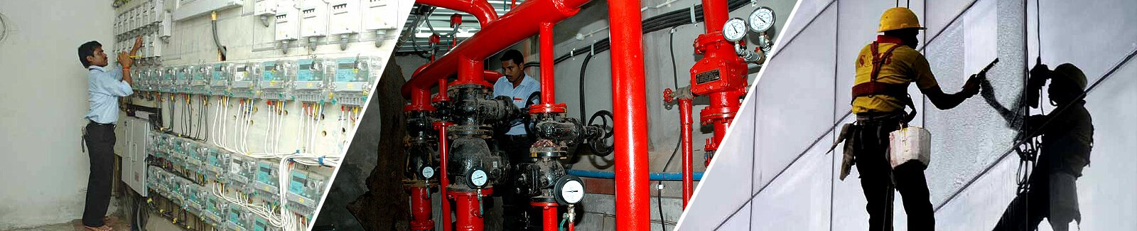 RepairMaintenance - Repair Maintenance Utilities Planned preventive maintenance and allied documentation need to be maintained at individual sites. For this we have got in-house designed structured PPM check list and formats to ensure trouble free services.