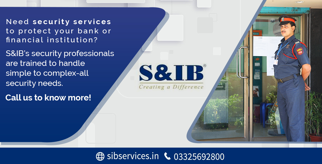 Need Bank security services to protect your bank or financial institution?
